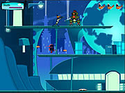 Duck Dodgers planet 8 from upper Mars mission 5 online játék