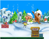 Spongebob super adventure kaland j�t�kok